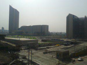 New AU HQ
